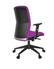 Theta Executive - Mid Back Chair side.jp
